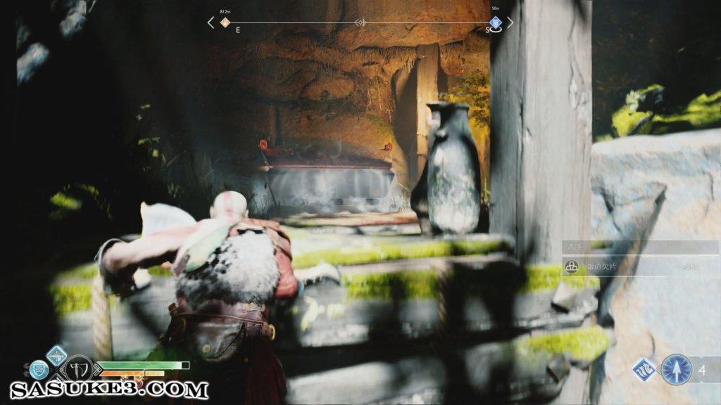 ファブニールの宝物庫_石棺1