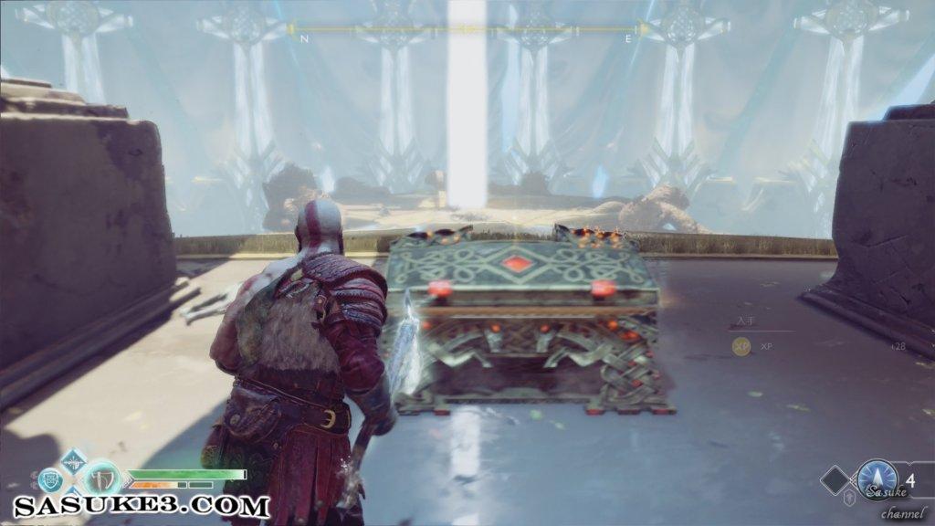 円環の神殿_伝説の宝箱1
