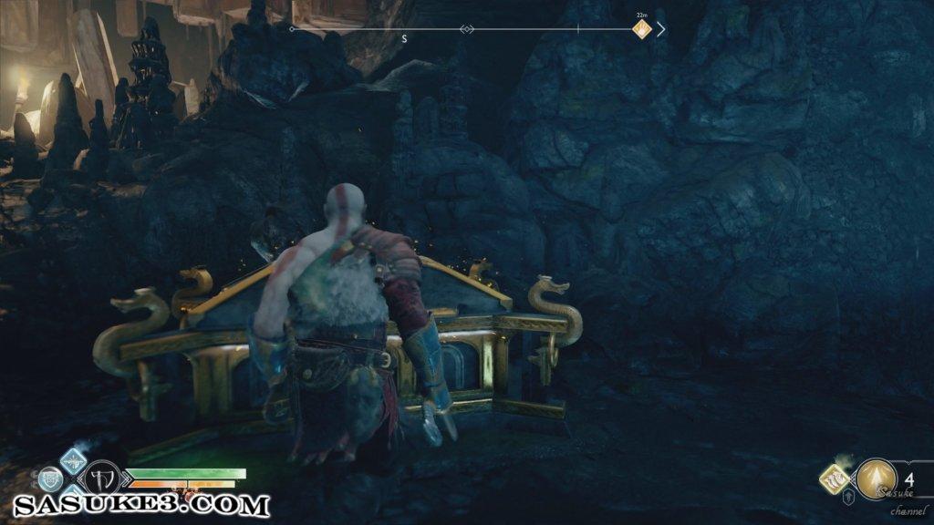 魔女の洞窟_ノルンの宝箱1