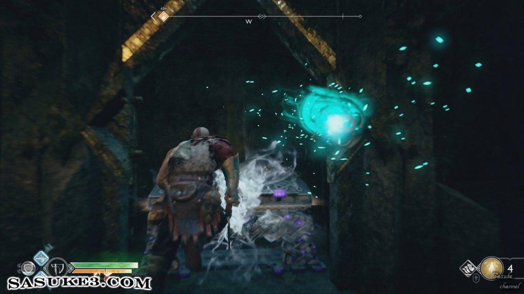 魔女の洞窟_紫の宝箱:ムスペルヘイムの言語盤