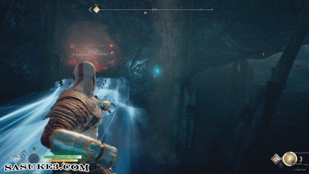 魔女の洞窟_石棺1