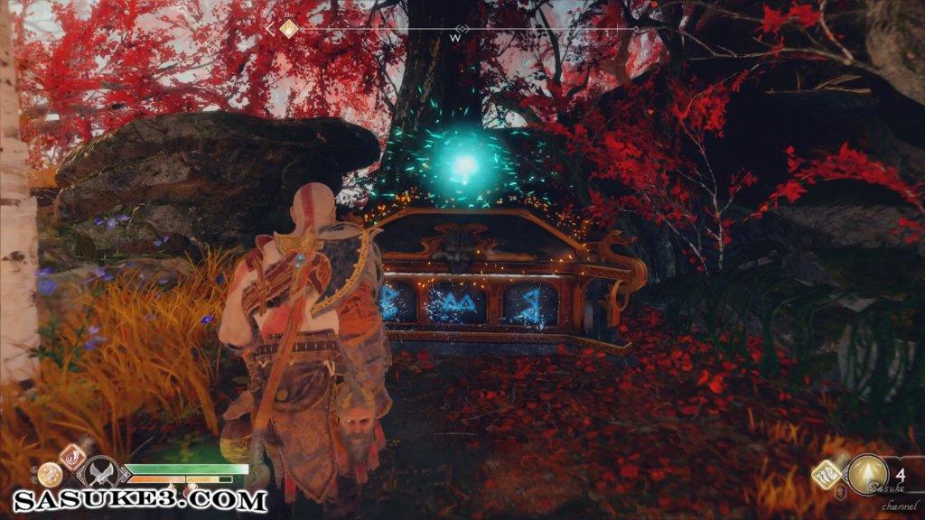 魔女の家_ノルンの宝箱イズンのリンゴ3